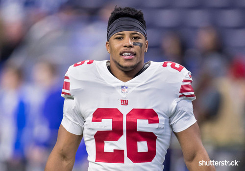Future History Makers: A Black History Month Showcase — Saquon Barkley