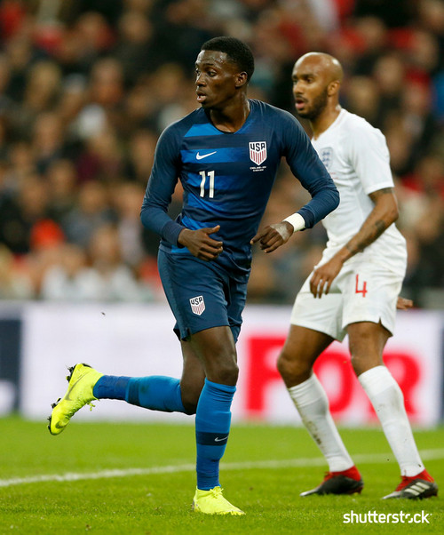 Future History Makers: A Black History Month Showcase — Timothy Weah