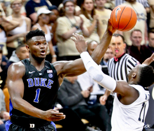 Future History Makers: A Black History Month Showcase — Zion Williamson