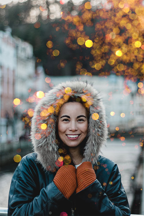 20 Free Bokeh and Light Overlays for Design — Bokeh Portrait