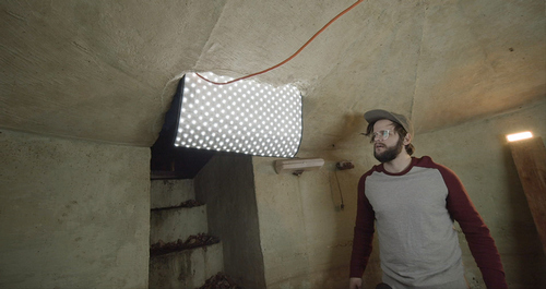 Video Tutorial: How to Get Cinematic Lighting In Small Spaces — Hiding Lighting