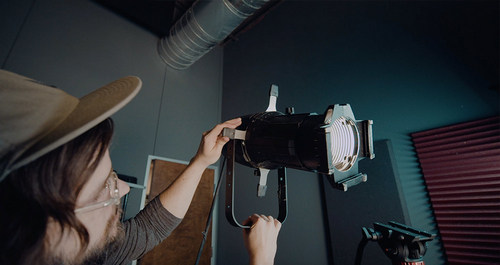 Video Tutorial: How to Get Cinematic Lighting In Small Spaces — Controlling the Light