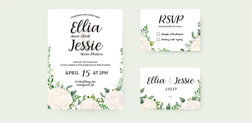 Wedding Ideas: 18 Free and Unique Wedding Fonts for Invitations — Dearly Loved One Inspiration