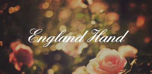 Wedding Ideas: 18 Free and Unique Wedding Fonts for Invitations — England Hand