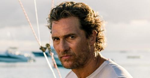 Matthew McConaughey in 'Serenity'