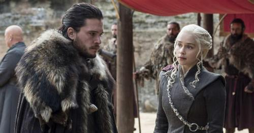 Jon Snow; Daenerys Targaryen