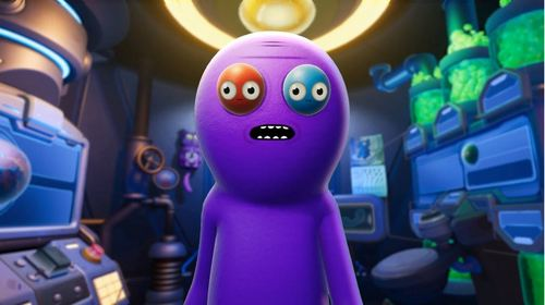 Trover, the one who saves the universe.