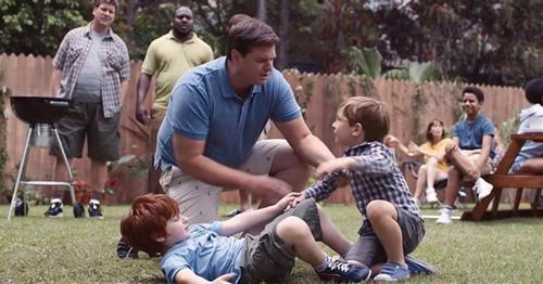 Gillette Ad Promo