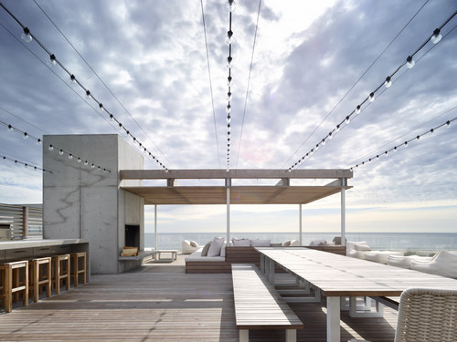 Ocean Deck House by Stelle Lomont Rouhani Architects, New York, United States