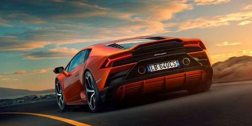 Lamborghini Huracan Evo (4)