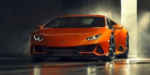 Lamborghini Huracan Evo (1)