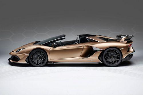 Lamborghini Aventador SVJ Roadster (6)