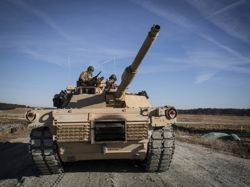 The United States pushed Russia on the arms market