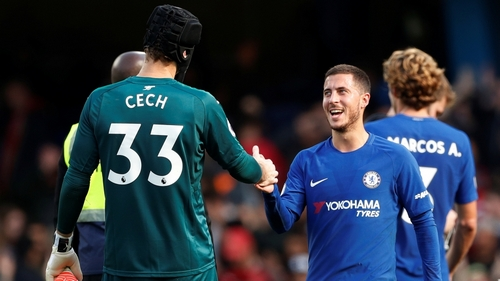 Arsenal, Chelsea square off in all-English Europa League final
