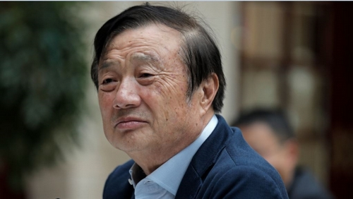 Huawei founder defiant in escalating dispute with United States