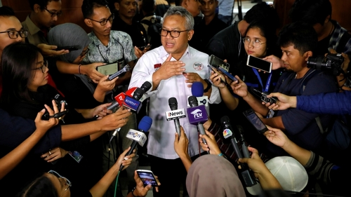 Indonesia election: Joko Widodo wins second term