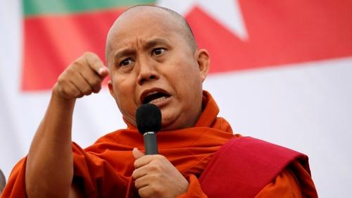 Arrest warrant issued for anti-Muslim monk Wirathu