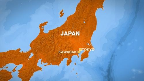 Map: Kawasaki, Tokyo, Japan