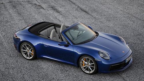 2020 Porsche 911 Cabriolet (5)