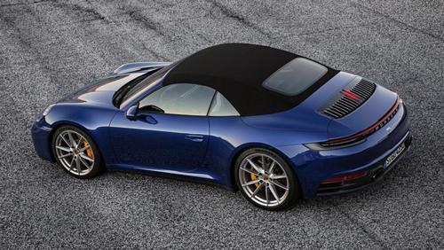2020 Porsche 911 Cabriolet (6)