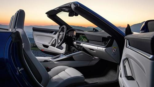 2020 Porsche 911 Cabriolet (4)