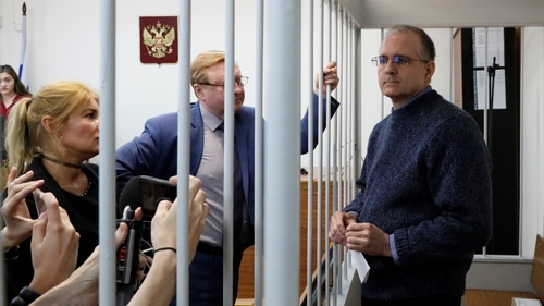 Russia prolongs arrest of American accused of spying