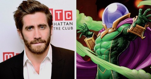 Jake Gyllenhaal; Mysterio as seen in Marvel comics
