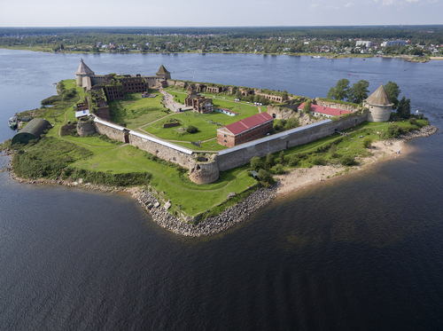 Oreshek Fortress reconstructed for 4 billion rubles