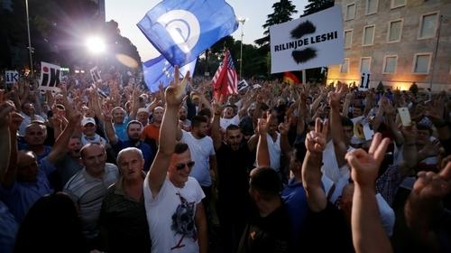 Albania heads into divisive local elections