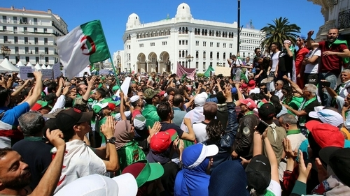 Algeria's constitutional council cancels presidential election