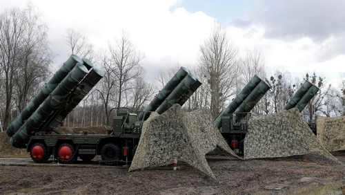 Purchase of Russian S-400 air defence systems complete