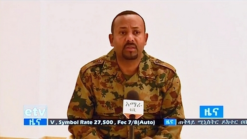 Ethiopia's Amhara state chief killed amid regional coup attempt