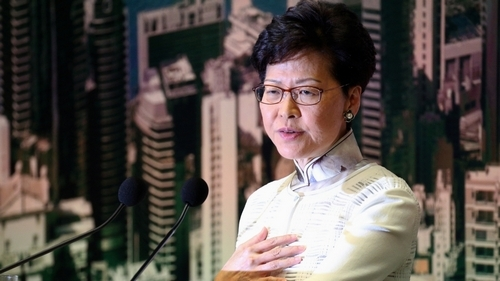 Leader Lam faces fight for political life