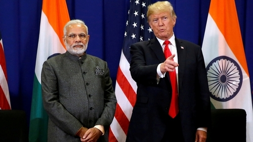 India plays down Trump decision to remove US trade privileges
