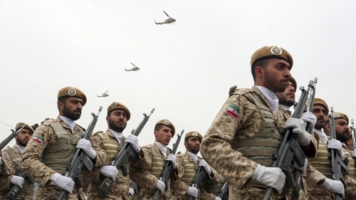 Iran warns US against 'repeating mistake' of violating borders