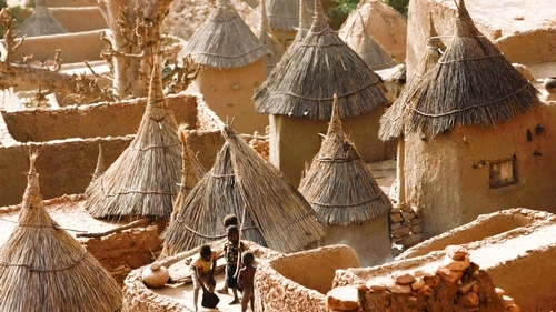 At least 95 killed in ethnic Dogon village