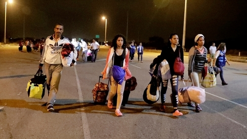 Venezuela migration may become world's largest by 2020