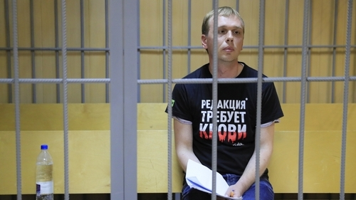 Russia drops charges against investigative reporter Ivan Golunov