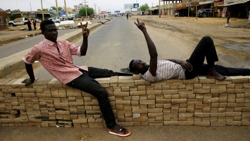 Sudan protesters 'totally reject' call for talks; 101 killed