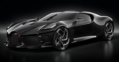 Bugatti La Voiture Noire Promo