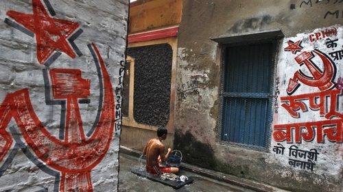 The death of the Indian left