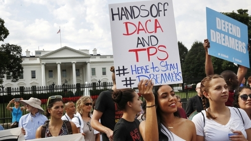 US Supreme Court to rule on Trump bid to end 'dreamers' programme