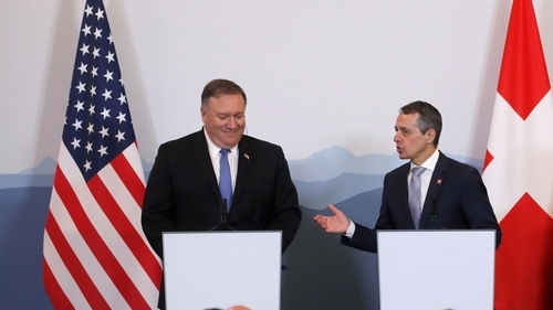 US would talk with Iran 'with no preconditions': Pompeo