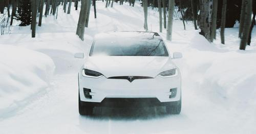 The Tesla Model X's superb all wheel drive shines when put to the test.