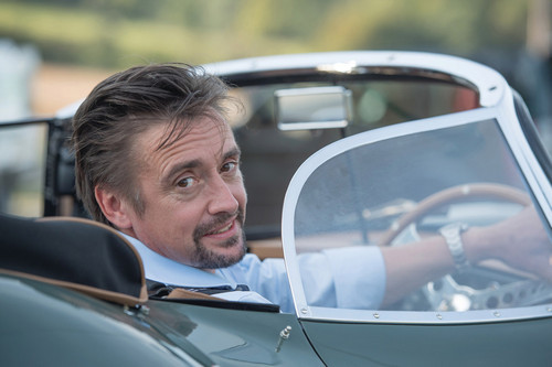 Richard Hammond owes his success to fast cars, beautiful roads and the occasional near-death experience .