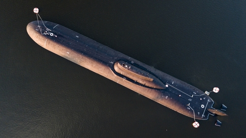 14 sailors killed in Russian underwater vessel fire