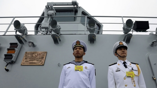 Can China become a military superpower?