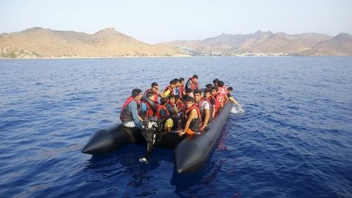 Dozens of migrants feared dead after boat capsizes off Tunisia