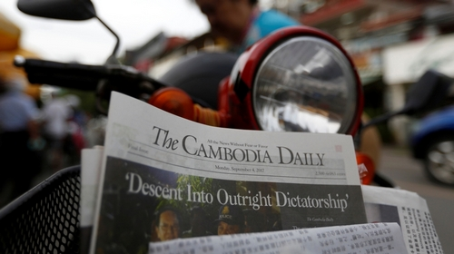Espionage trial of two former RFA journalists starts in Cambodia