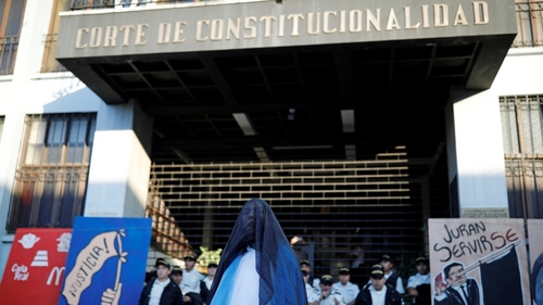 Guatemala's state corruption and the heirs of colonial privilege